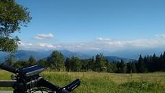 am Gaisberg (twinni) Tags: mw1504 13072017 bike biketour fitnesbike fitnesbikeotur gaisberg salzburg austria österreich tauern canyon roadlite al 80 garmin oregon 700
