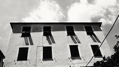 2017-07-15_12-47-48 (marcovizzini) Tags: santostefanoalmare borghi liguria blackwhite windows finestre monocromo