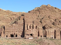 Royal Tombs (D-Stanley) Tags: royal tombs petra jordan palace corinthian silk tomb