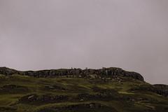 (brittunculi) Tags: deer mountain silhouette mull scotland