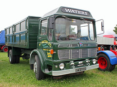 TV017588-Kelsall. (day 192) Tags: kelsall kelsallsteamvintagerally steamrally transportrally transportshow lorry lorries wagon truck classiclorry preservedlorry vintagelorry aec mercury aecmercury bjwaters rfw666r