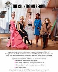 The Barbie Collection is now Barbie Signature! (Still Museum) Tags: ken silkstone collection collectors collector doll barbie