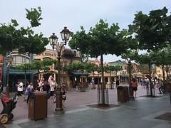 上海迪士尼大街