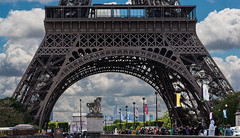 Mission impossible 1: looking for an original photo of the Eiffel Tower (pacogranada) Tags: eiffel eiffeltower torreeiffel paris francia france