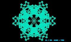 Fractal Geometry (xgeom) Tags: geometric math mathematics programming javascript canvas art mandala structure drawing flower topology shapes shapemorph crowns animation fractals trigonometry spirals sides lines kaleidoscoperoschach generativeart artistic crystals icecrystals complex