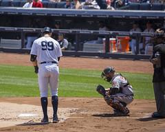 Aaron Judge (Mark Shallcross) Tags: yankees yankeestadium orioles baseball mlb 0f4a0197r10x8 judge batter aaronjudge