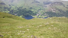 Photo of Glenridding from Place Fell