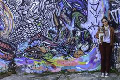 Beco do batman (BIANO SKATE STYLE.) Tags: sp splove spfotografia spdagaroa becodobatman vilamadalena grafitti fotoderua fotografiaderua streetphotography streetfotography streetfotografia cachorro shihtzu shihtzulovers canon t2i