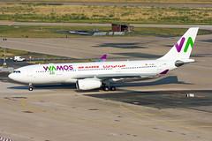 ORY   EC-MNY   Air Algérie & Wamos (Olivier Mouhot) Tags: lfpo ory 2017jun a332 plm ecmny dah