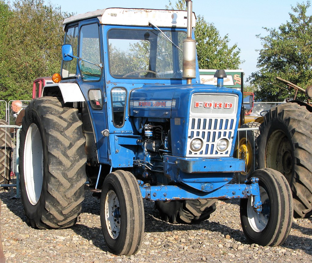 Ford 3000 Tractor Duals : The world s best photos of cheffins and ford flickr hive