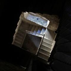 scalinata (archifra -francesco de vincenzi-) Tags: archifraisernia francescodevincenzi mazaradelvallo sicilia sicily conventodisanfrancescodassisi scalinata scale gradini square carré dettaglio minimalart minimalism minimalismo minimalisme rampe