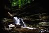 Equivocation (color) (Sine--Qua--Non) Tags: landscape landscapes nature outdoors statepark mccormickscreek indianastateparks indianalandscape indianalandscapes hdr hdrlandscape subtlehdr indiana waterfall
