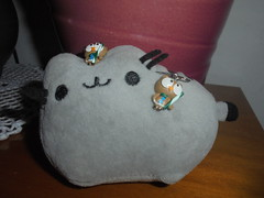 pusheen & i suoi amici gufetti (en-ri) Tags: pusheenthecat gatta gattina cat miao gufetti little owls orecchini erarrings sony sonysti