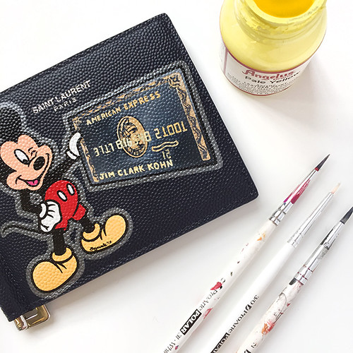 Mickey Mouse Amex YSL-5