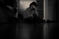 365-154 (Letua) Tags: blancoynegro darkmood loneliness depression 7dwf crazytuesdaytheme bw depresion soledad tristeza