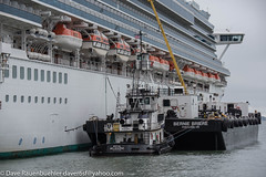 Pier 27 Golden Princess 7-2017 (daver6sf@yahoo.com) Tags: portofsanfrancisco p327 cruiseship pier27 goldenprincess
