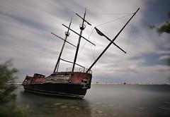 Jordan Harbour (Rex Montalban Photography) Tags: rexmontalbanphotography jordanharbour niagara abandonedpirateship