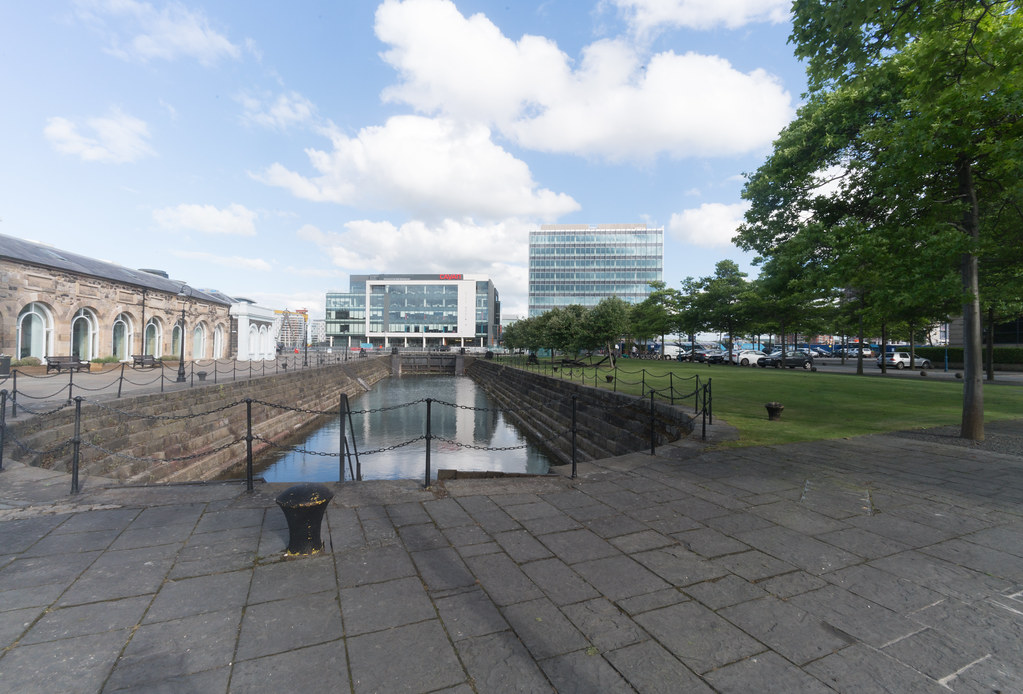 CITY QUAYS [BELFAST HARBOUR]-129243