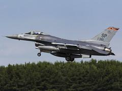 United States Air Force | Lockheed F-16CM Fighting Falcon | 91-0361 (FlyingAnts) Tags: united states air force lockheed f16cm fighting falcon 910361 unitedstatesairforce lockheedf16cmfightingfalcon usafe usaf raflakenheath egul