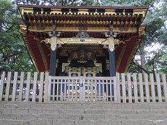 1849 New Zuiganji Sanctum (mari-ten) Tags: 2014 201409 20140915 architecture buddhisttemple building eastasia japan japanesearchitecture matsushima miyagi stairs tohoku zuiganji 宮城県 寺院 日本 日本建築史 東北 松島町 瑞巌寺