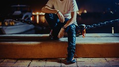 IMG_8147 (Niko Cezar) Tags: off white yeezy boost 350 the life of pablo new york manila harbour square picc roxas blvd hypebeast modern notoriety hyebae low light yacht bay area philippines canon fit street wear