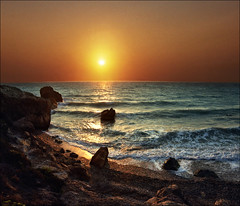 Reminiscence of summer (Katarina 2353) Tags: rhodes greece katarina2353 katarinastefanovic summer sunset