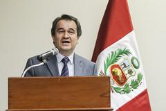 "Ministra inauguró ""V Congreso de la Coordinadora Nacional de Afectados por la Violencia Política"" • <a style=""font-size:0.8em;"" href=""http://www.flickr.com/photos/156664909@N08/35078439123/"" target=""_blank"">View on Flickr</a>"