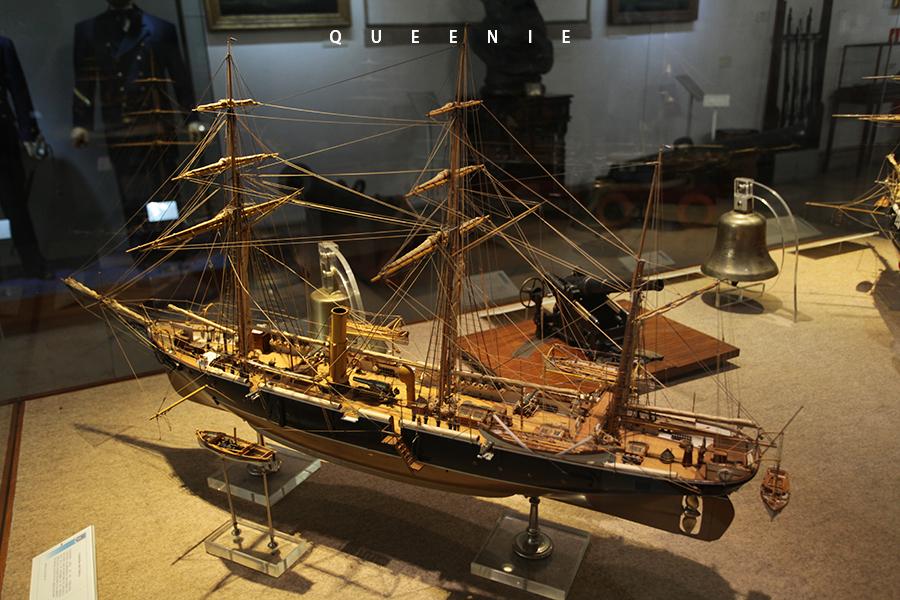 【葡萄牙里斯本】海事博物館看昔日海上霸王的船隻進化史