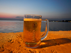 01 Lasko Pivo at the sunset