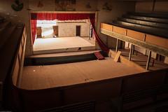 Chacabuco VI (vicentearouet) Tags: teatro patrimonio chacabuco salitrera antofagasta t3 canon chile