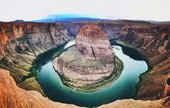 Horseshoe Bend, Colorado River (briantravis1) Tags: river coloradoriver horseshoebend