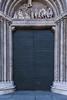 DSC_4564-Edit (danieleeffe1) Tags: italymay2017 porta door details dettagli marmo marble blue ombra shadow como duomo dome citta strade streets city holiday vacanze girovagando architecture architettura