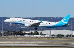 VH-NJA Cobham Aviation Embraer ERJ-190LR (johnedmond) Tags: perth ypph australia cobham embraer erj erj190 aviation aircraft aeroplane airplane sel55210 55210mm sony