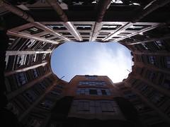 Niebo nad Barceloną / Sky over Barcelona / El cielo sobre Barcelona