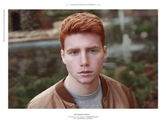 João Ventosa by Francisco Martins Photography (xikomartins) Tags: redhead red hair ginger redheaded flaming vibrant carrot boy kid man guy dude male model young lad handsome blue eyes freckles francisco martins photographer phtography portrait fiery woods forest modeling boys gingers cute sweet lovely pale skin retrato blueeyes styling fashion fashionphotography portraits attractive beautiful lake pond river nature headshot