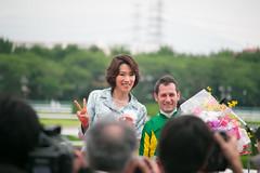 Tsubasa Makoto and Mirco Demuro - 58th Takarazuka Kinen - Hanshin Racecourse