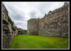 East Walls (veggiesosage) Tags: angelsey beaumaris beaumariscastle wales aficionados gx20 castle