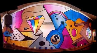ottograph #art amsterdam #painting #ottograph #mural