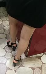 Street feet (668) (♠I Love Feet & Shoes♠) Tags: street sexy feet lingerie tights heels highheels sandali scarpe piedi sandals shoes chaussures pieds sandales schuhe sandalen füse ноги сандалий ботинок туфля pie zapatillas sandalias pés πόδια sapatos παπούτσια sandálias σανδάλια calcanhares каблуки mules huf hoof casco οπλή копыто stockings bas strümpfe medias meias κάλτσεσ чулки sabot pantyhose