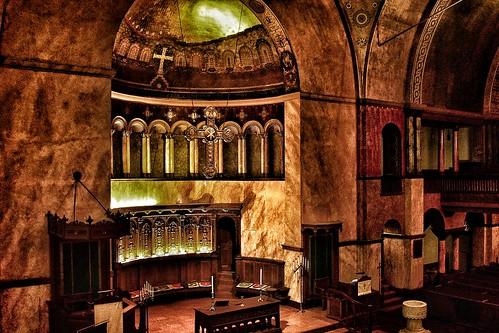 Bufffalo  ~ New York  ~  First Presbyterian Church ~ Historic Church
