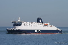 Ship. Delft Seaways 9293088 (dickodt65) Tags: ship ferry dfds