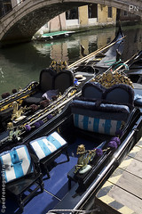 Gondola 3/4 (Pedro Nogueira Photography) Tags: pedronogueiraphotography pedronogueira photography veneza venezia venice water gondola