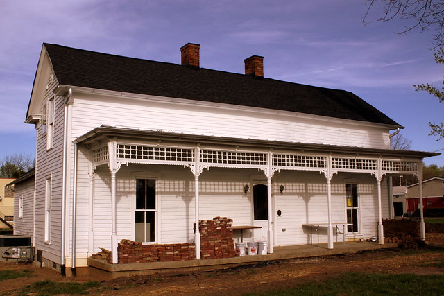 Moye-Green Boarding House - Portland, TN