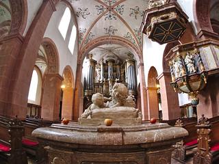 Basilika St. Potentinus, Felicius und Simplicius im Kloster Steinfeld