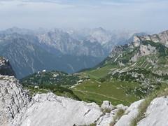 P1120898 (Der Berg-Geyer) Tags: rofan klettersteig achensee