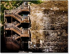 Stairway to Texture (Sigpho) Tags: sigpho nikon
