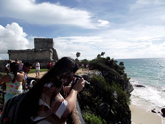 Tulum, Quintana Roo (De Mochila por México) Tags: demochilaporméxico méxicodesconocido viajemostodosporméxico penínsuladeyucatán zonaarqueológicadetulum ruinas tulum quintana roo mexico peninsula de yucatan