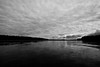 Lake and sky (valentin hintikka) Tags: lake sky clouds wideangle eos450d overcast water finland canonefs1022 blackandwhite bw monochrome