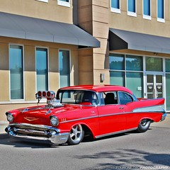 The ProRides Bel Air (FourOneTwo Photography) Tags: chevroletbelair chevy hotrod dragcar auto car classiccar classic pittsburghcarsncoffee fouronetwophotography