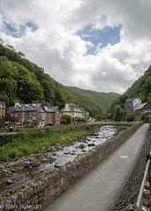 East Lyn river, Lynmouth (cricketlover18) Tags: eastlynriver lynmouth watersmeet